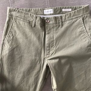 Goodfellow Hennepin Straight Fit Chinos Worn Once